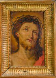 Chrystus w koronie cierniowej