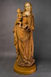 Piękna Madonna z Dzieciątkiem