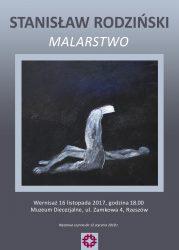 """16 XI 2017 – Stanisław Rodziński """"Malarstwo"""""""